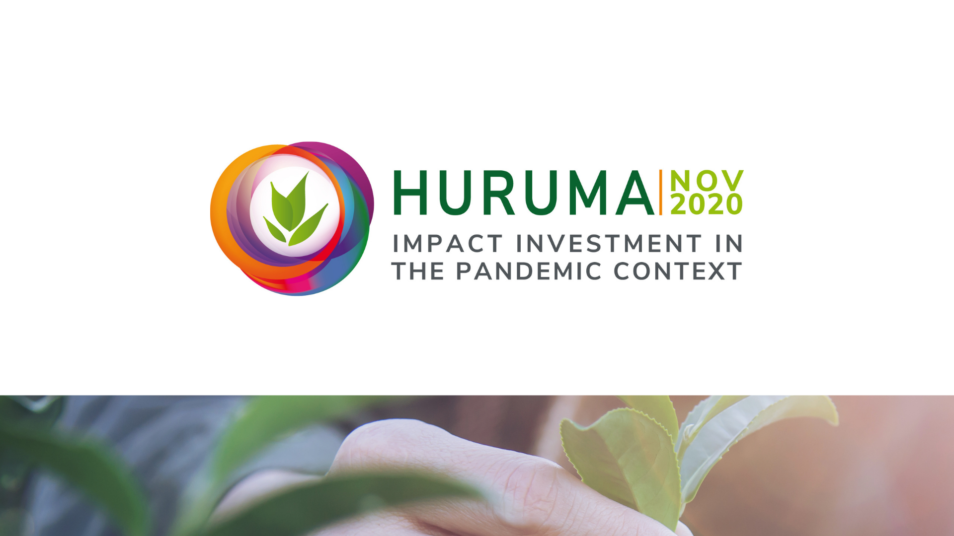 Logo image of the Huruma Fund launch day