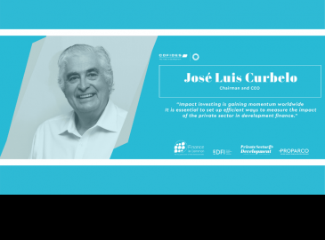 Image of José Luis Curbelo, author of the article 'Cofides' new impact measurement model'