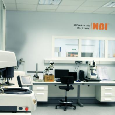 Image of NBI Bearings Europe facilities in Spain